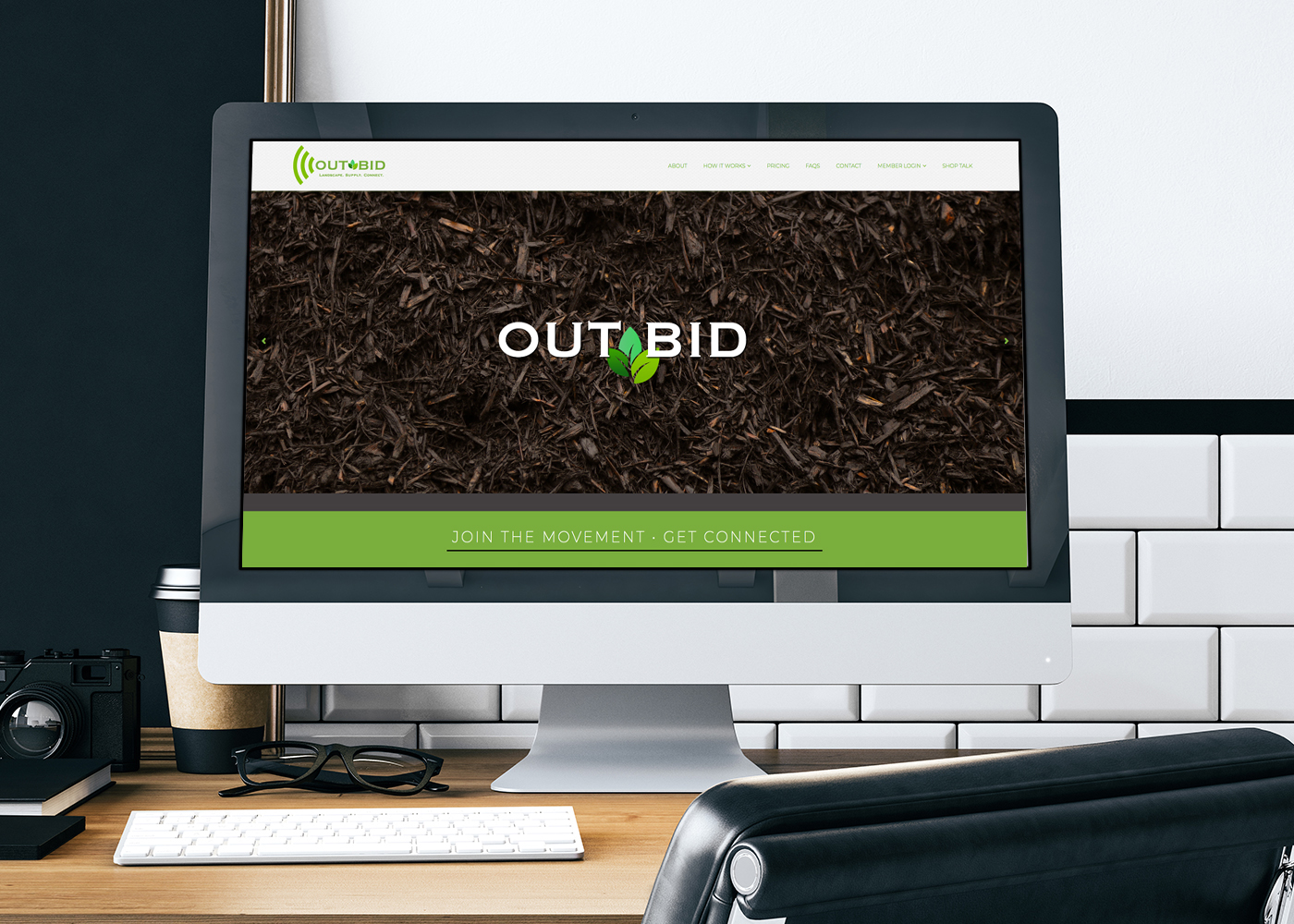 OUTBID Desktop
